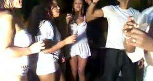 Festinha e muita putaria com nossas putas brasileiras