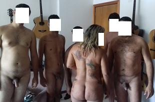 Fotos amadoras esposa de corno gang bang