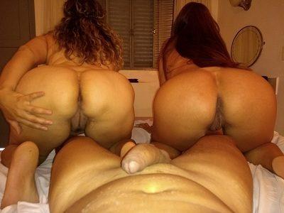 Raquel e sua amiga em noite de putaria