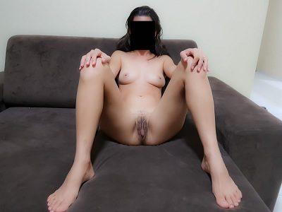 Fotos da minha esposa novinha magrinha nua