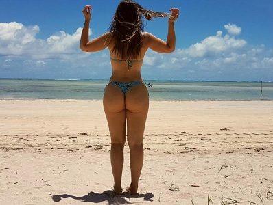 Esposa loira magrinha top de linha