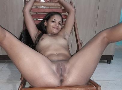 Ester Tigresa e sua buceta gozada