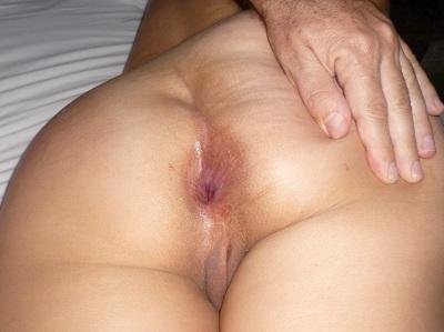 Exibindo a esposa arrombado depois do sexo