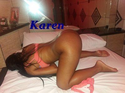 Karen gostosa em fotos porno da vida liberal