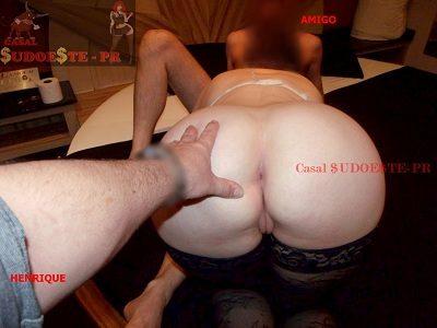 Fotos de sexo amador com a branquinha bunduda