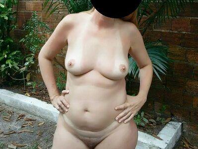 Fotos caseiras da esposa pelada em casa