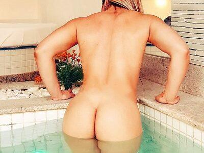 Loira gostosa casada corpo sarado